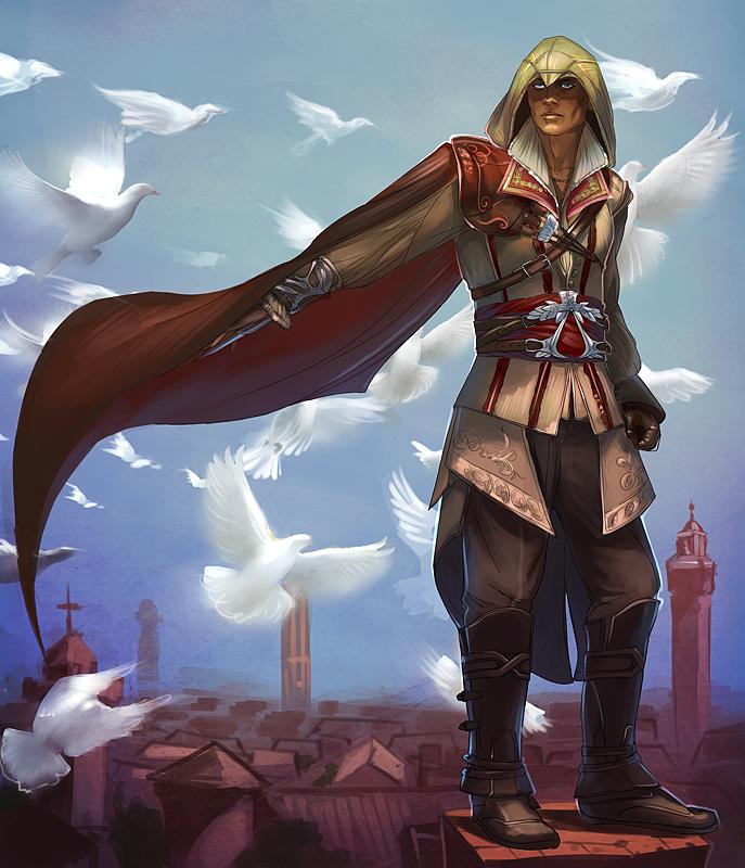 Ezio by Larbesta