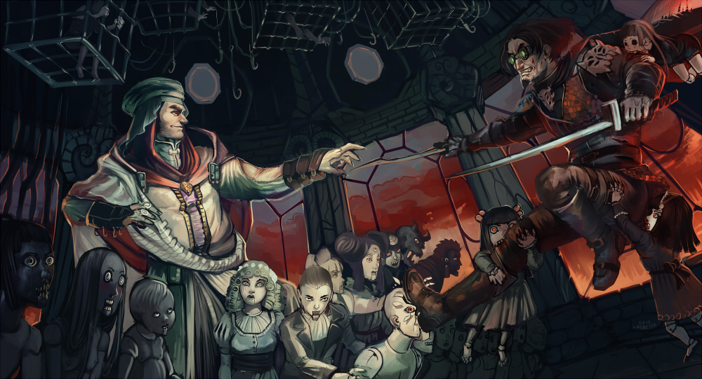 Puppeteer by Larbesta