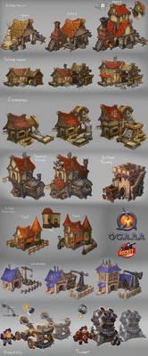 Siege - buildings