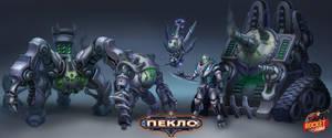 Inferno: Logos Bots by Larbesta