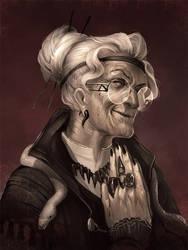 Witch by Larbesta