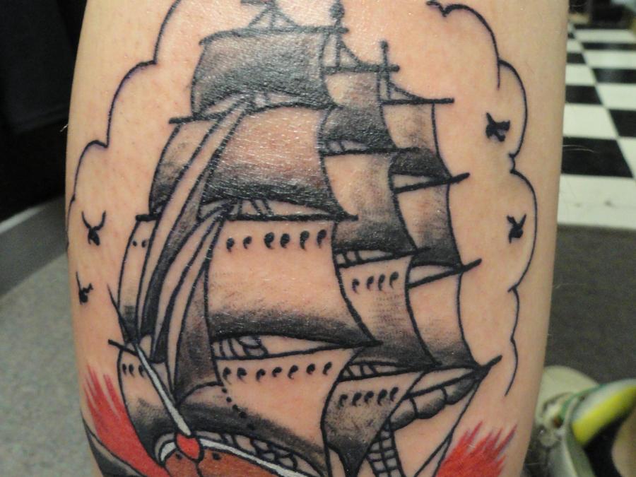 Sailor Jerry Ship