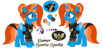 ::Gift:: Gamer Sunrise Sparkle |ColorBase| by AngelLightYT