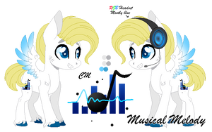 .:OC:. [[Musical Melody]] by AngelLightYT