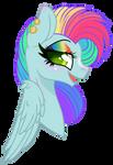Headshot Rainbow Blitz   C  