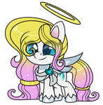 Pony Life Angel Light