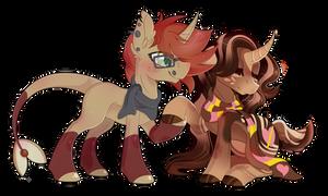 [C] - Solar Caramel and Natasha + SP
