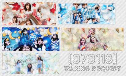[070118]TALKING REQUEST
