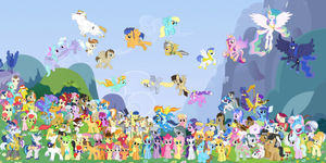 We are Ponies, We are PROUD! #MLP