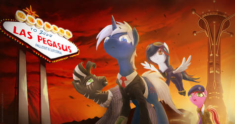 Fallout Equestria- Viva Las Pegasus