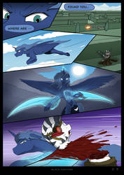 Black Feather - Chapter 1 | Page 23 by BernardDK