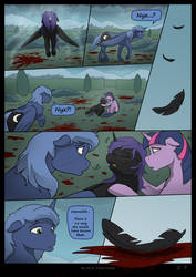 Black Feather - Chapter 1 | Page 27 by BernardDK