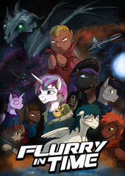 Flurry in Time - Cover