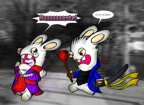 Bunnies cant be SonsofSparda 2