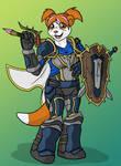 Pandaren Warrior