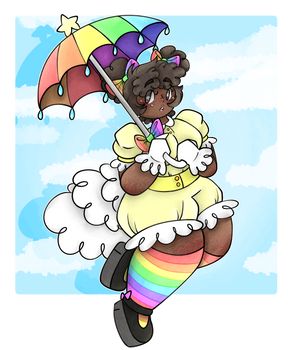 Day 1: rainbow