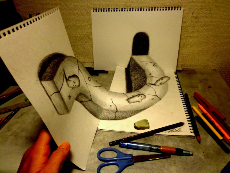 3D Drawing - Other angles