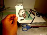 3D Drawing - Teresa [Super Mario]