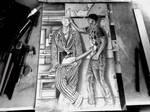 Drawing - Strange drawing