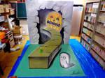 3D Painting - HAPPY HALLOWEEN