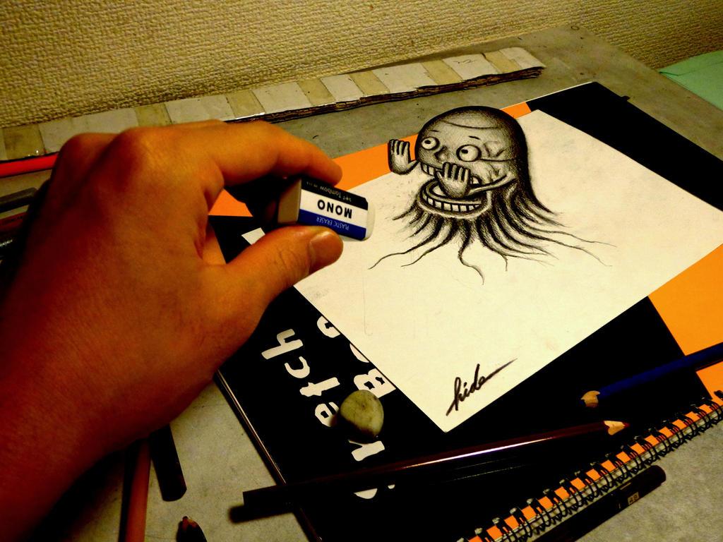 3D Drawing - Delete by NAGAIHIDEYUKI