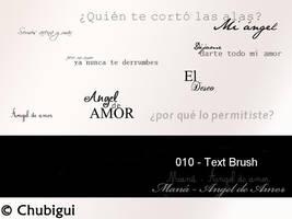010 - textbrushes mana ps7 by chubigui-brushes