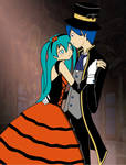 Dance with me: Miku x Kaito