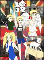 Olympics 2012 by sayuri12moonlight