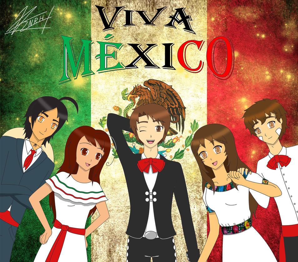 VIVA MEXICO OCs top five by sayuri12moonlight on DeviantArt