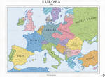 A Peaceful Europe in 1941 - The War That Never Was