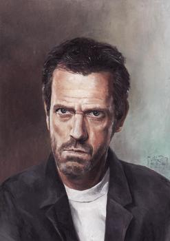 Portrait [H. Laurie]