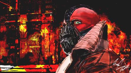Bane wallpaper by No1Stexi