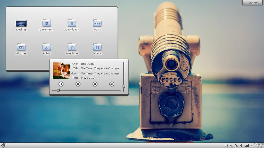 Focus Desktop by alpar1225