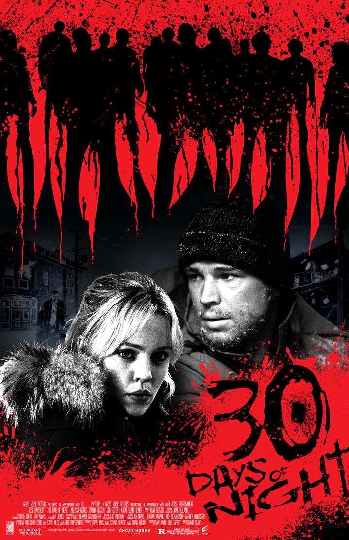 30 Days of Night Poster by Valstein0 on DeviantArt