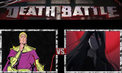 Dark Low-Level Superhuman Death Battle
