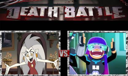 Magic vs. Technology Death Battle (attempt one)