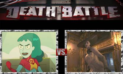 2021 Destructive Waifus Death Battle