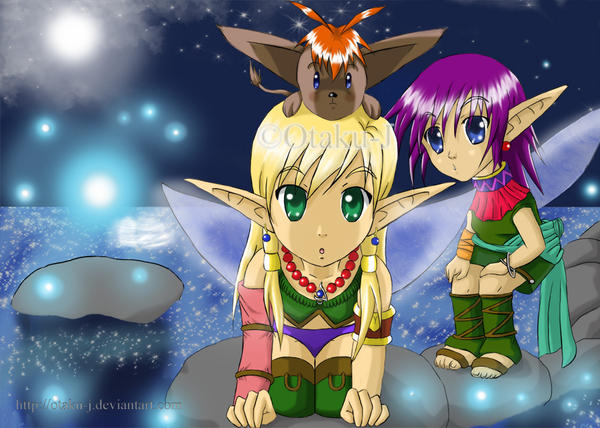 fairy land by Otaku-J