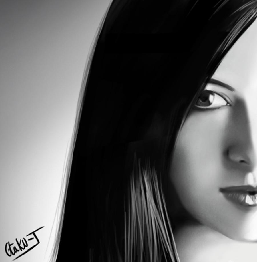 Portrait 1 by Otaku-J