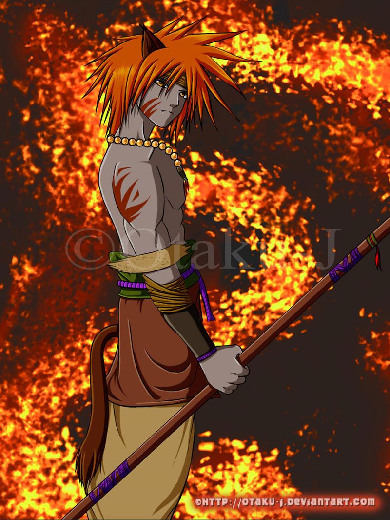 character design 3 by Otaku-J