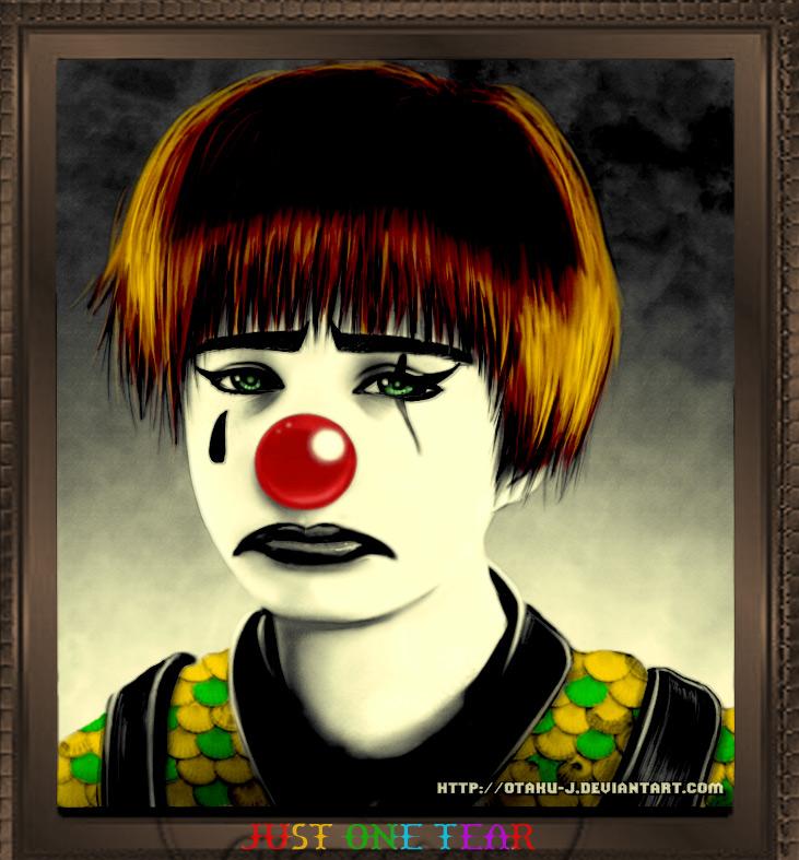 juste une larme by Otaku-J