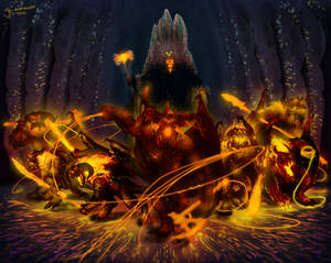 The Balrogs of Morgoth