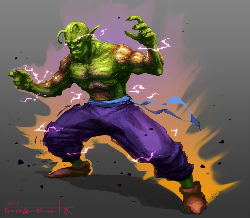 Piccolo by Thylacinee