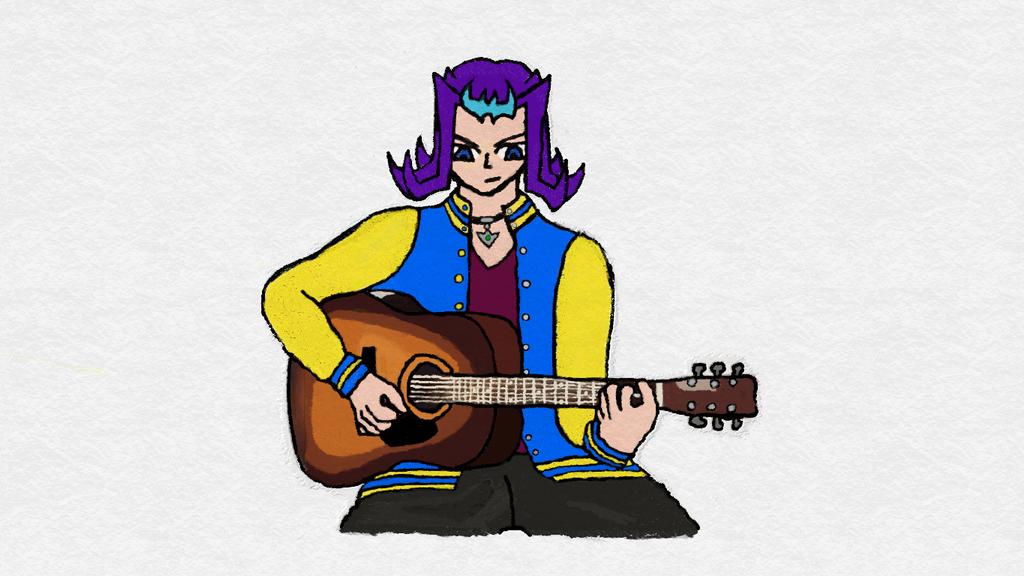 Shark Plays Acoustic by SPY464