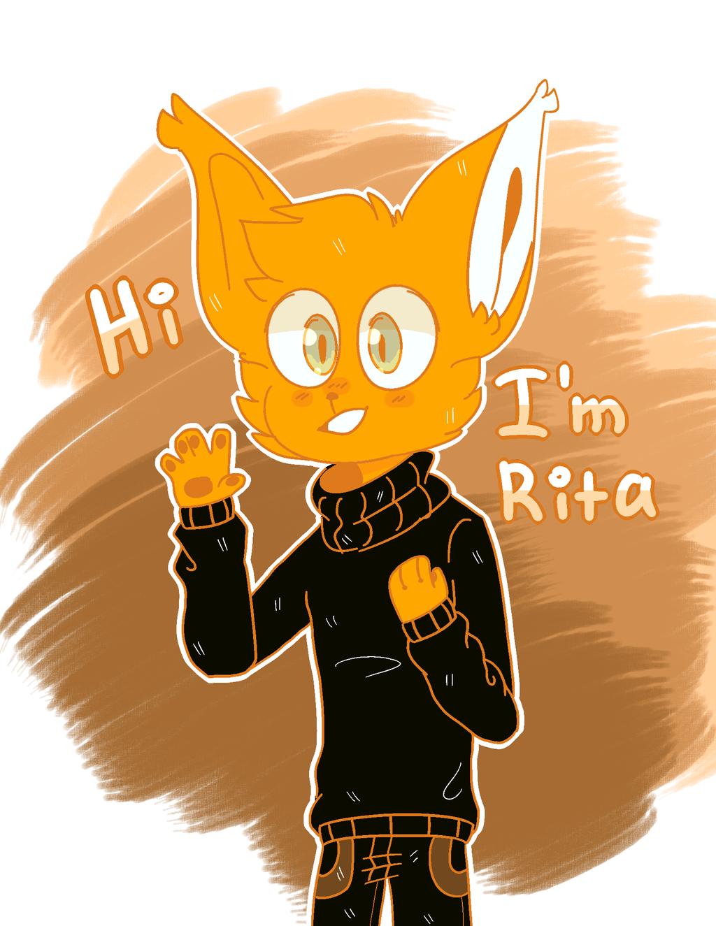 Rita by EszettB