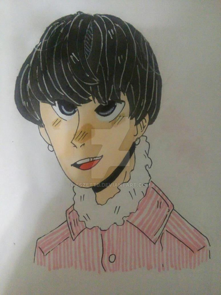 Min Yoongi by EszettB