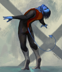 nightcrawler by likatnnes