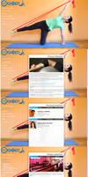 Oxygen Pilates Website