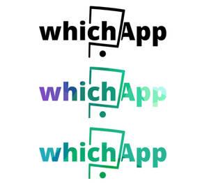 Mobile app dev studio logo - concept 2