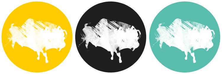 New primitiveart logo